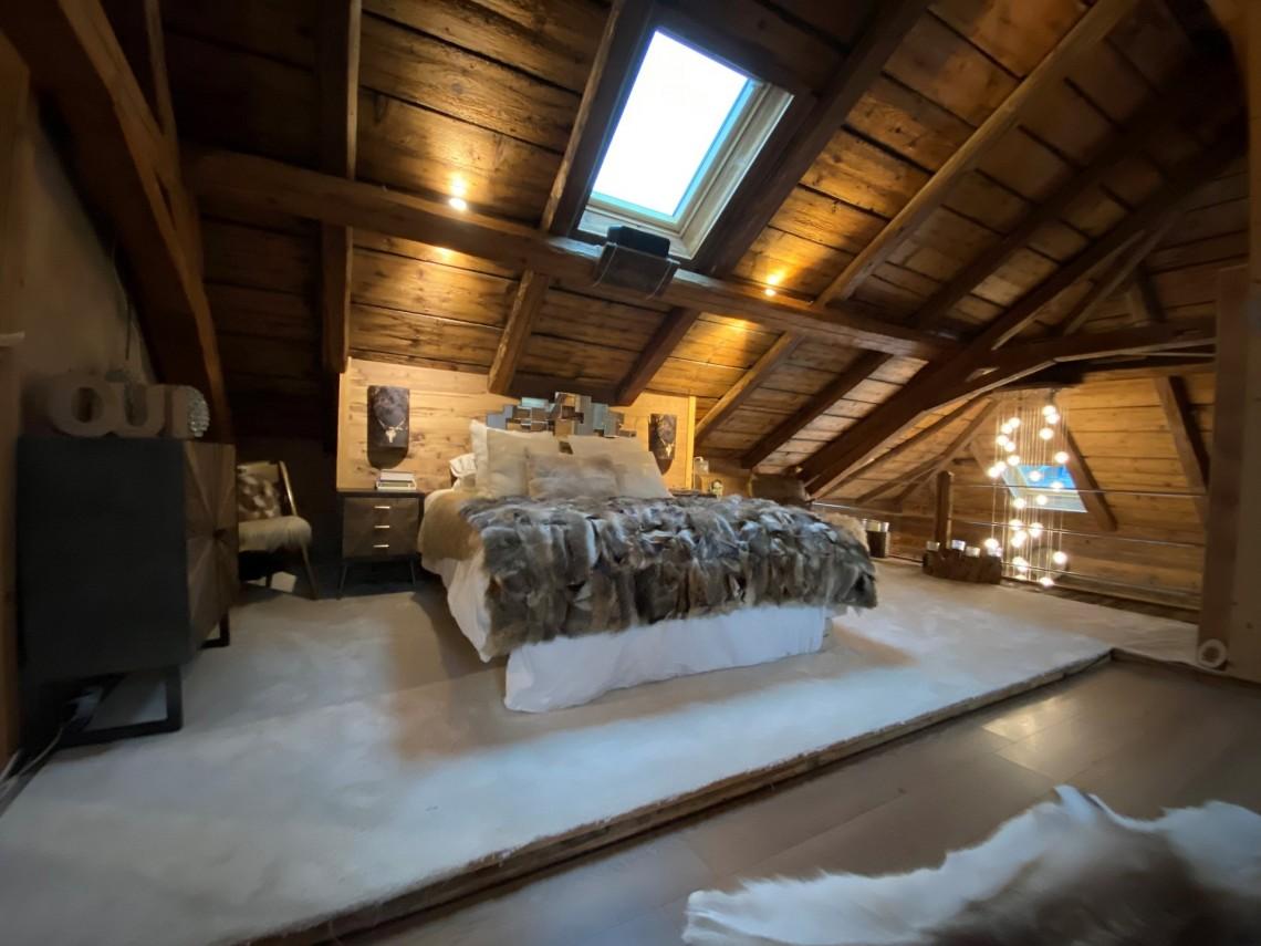 Martinets Duplex Appt Dunc Double Bedroom