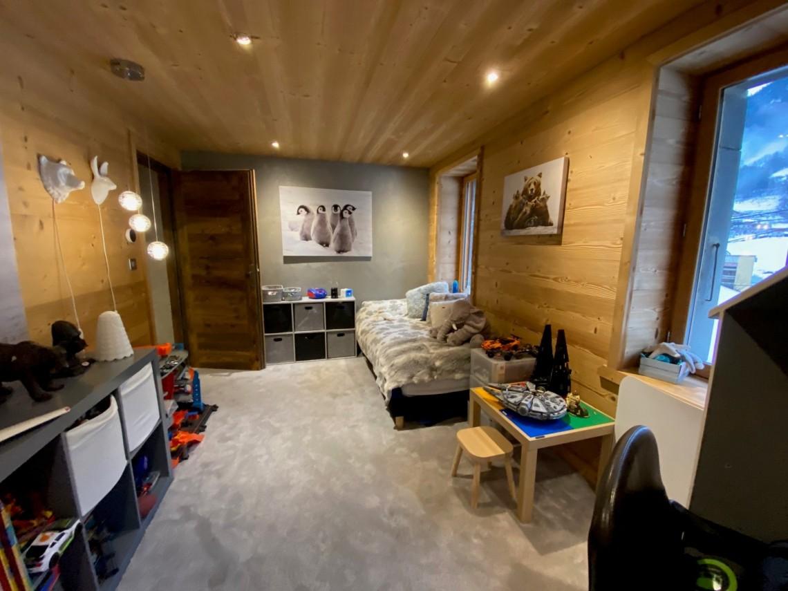 Martinets Duplex Appt Dunc Childs Bedroom