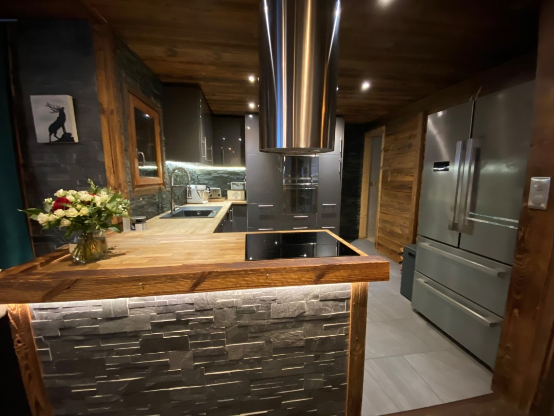Martinets Duplex Appt Dunc Kitchen
