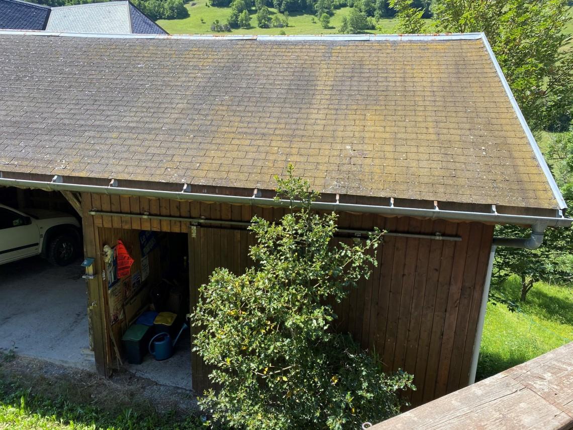 Seytroux House 958 Garage