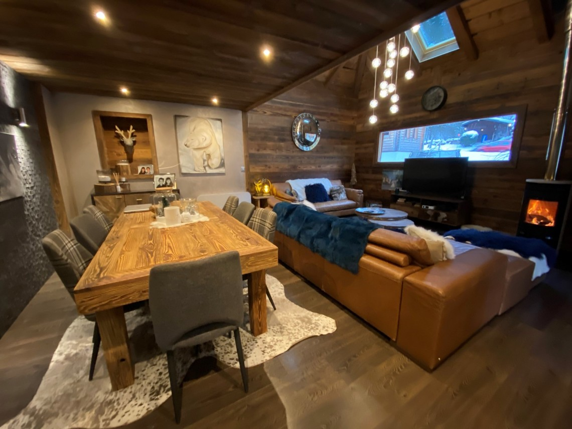 Martinets Duplex Appt Dunc Lounge