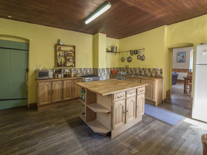 Moussiere Town House Kitchen