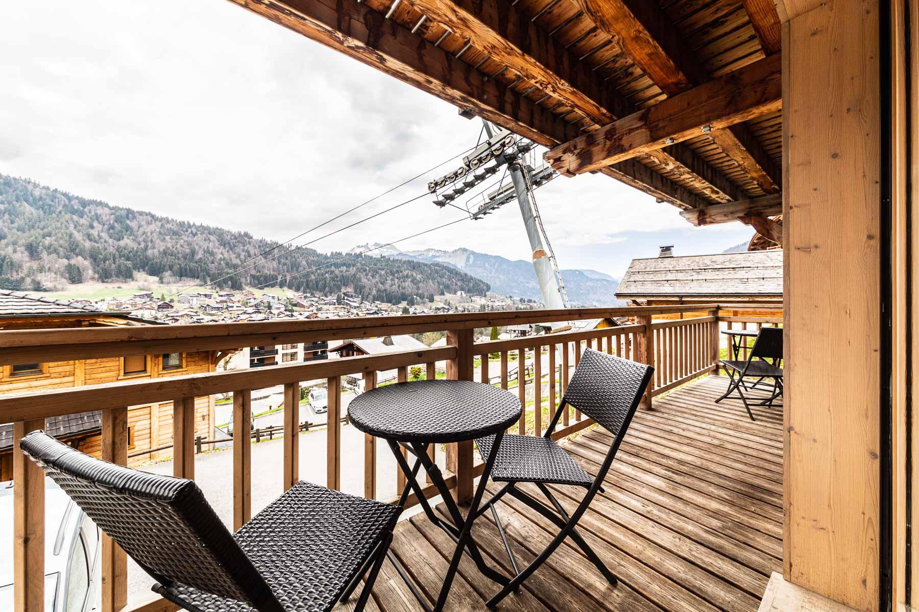 Bois Venants Appt 295 Balcony
