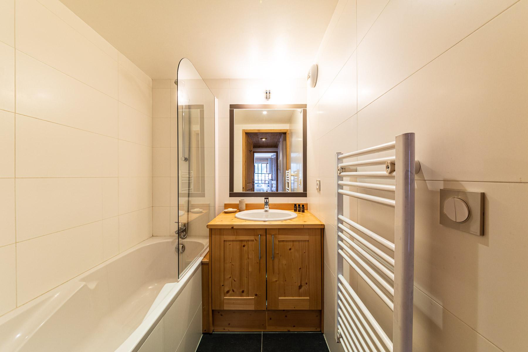 Bois Venants Appt 295 Bathroom