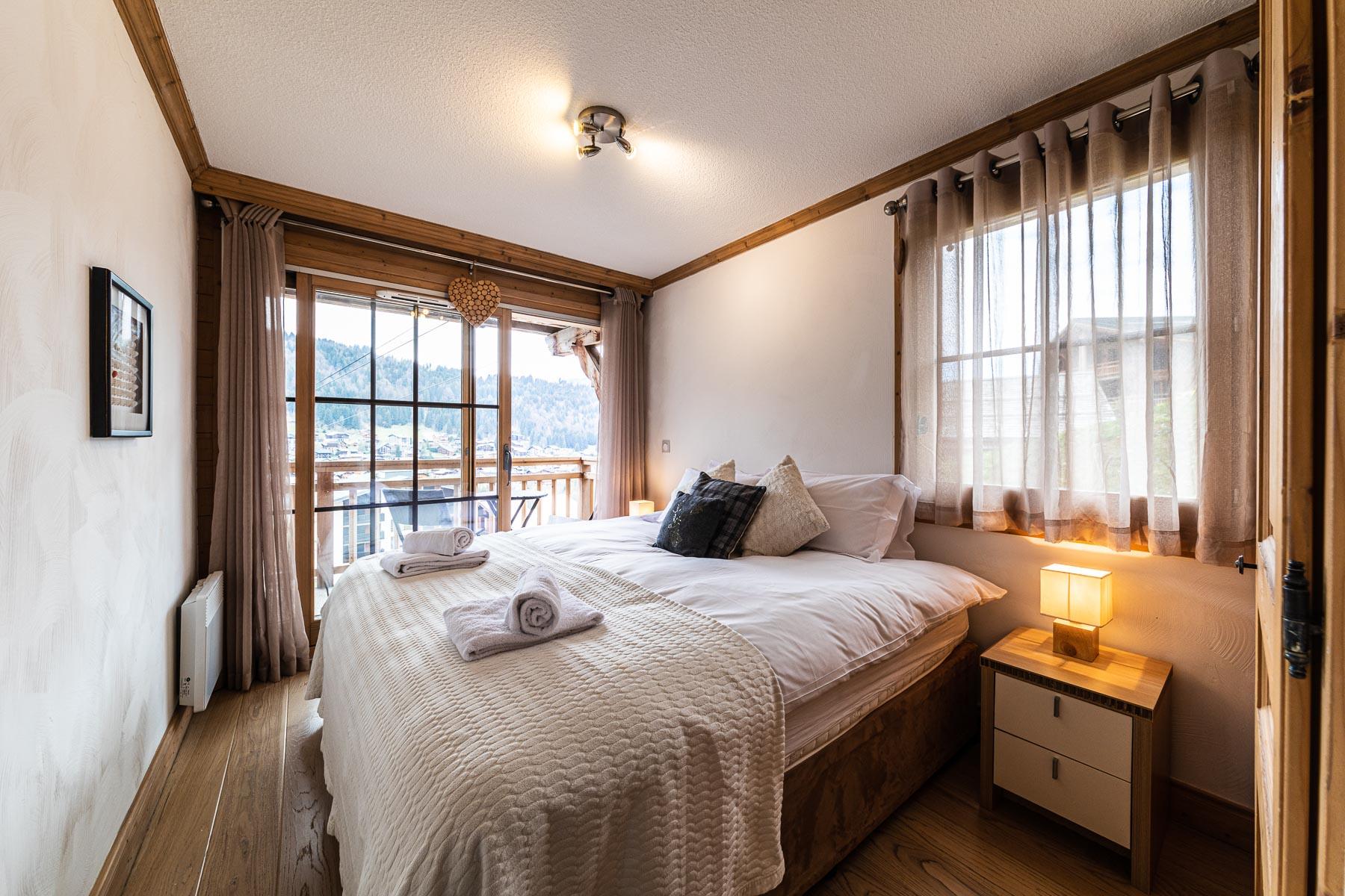 Bois Venants Appt 295 Double Bedroom