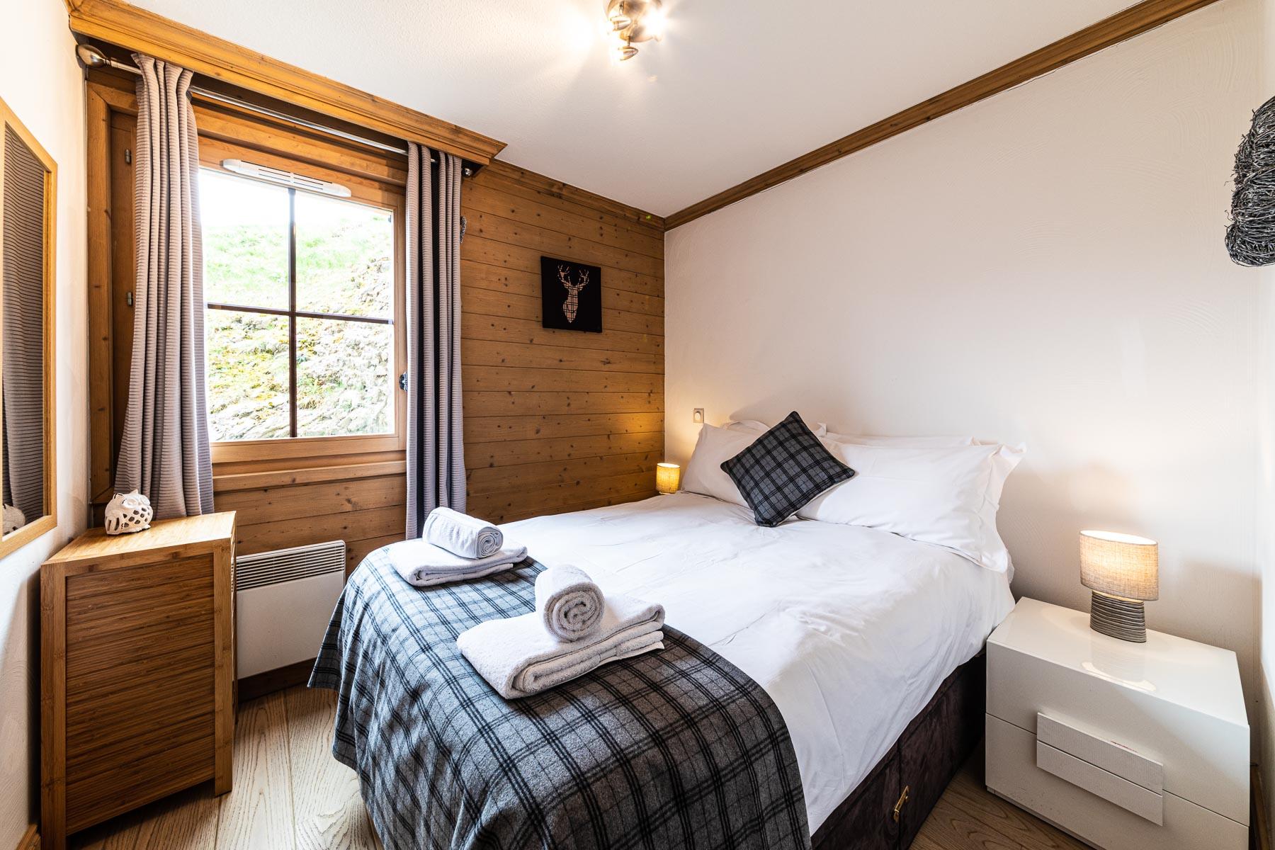 Bois Venants Appt 295 Master Bedroom