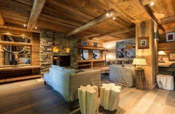 Nant Residence Example Lounge
