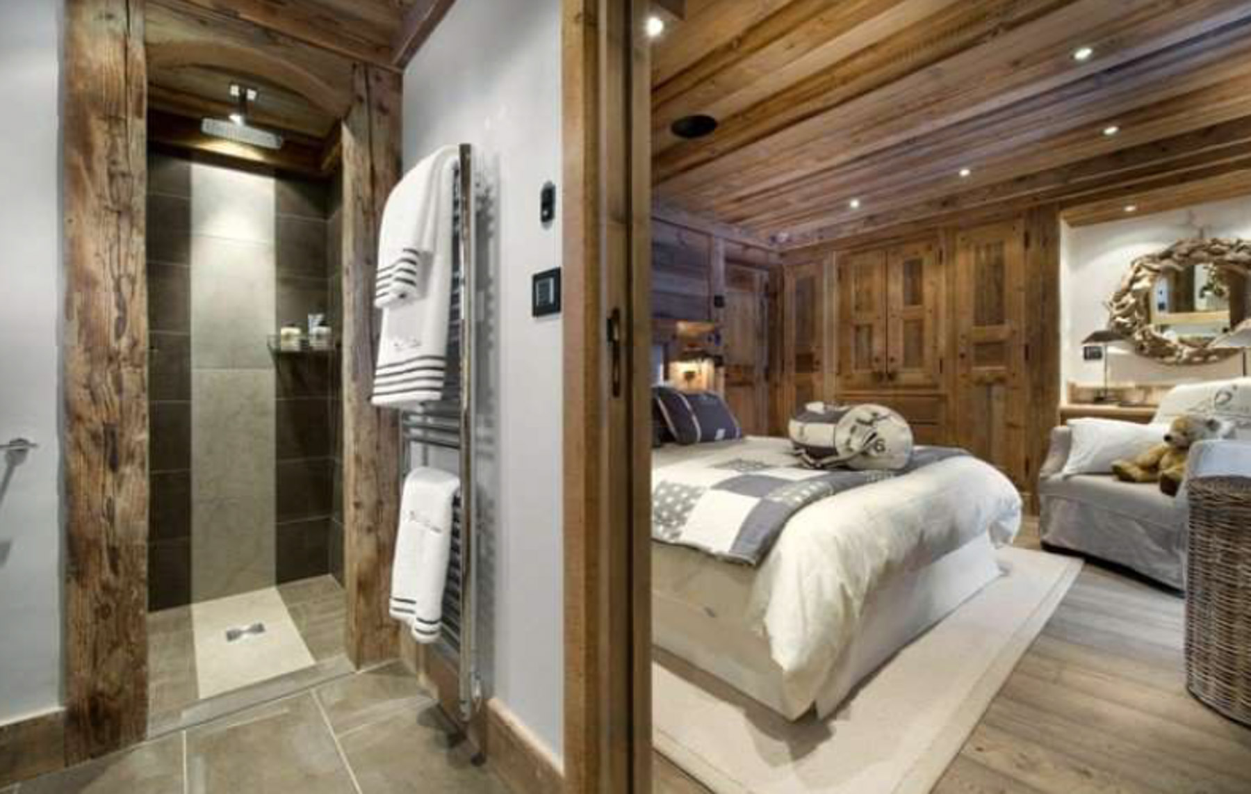 Nant Residence Example Bedroom