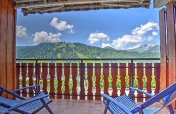 Appt 1263 Balcony
