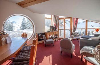Avoriaz Appt 1954 Living Room