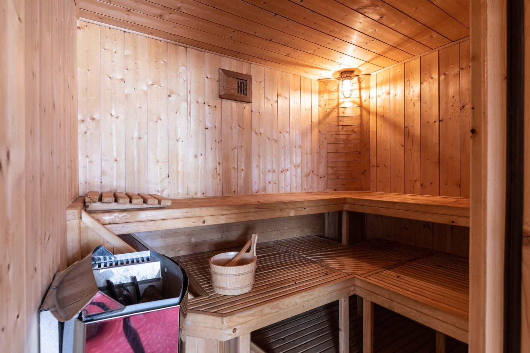 Avoriaz Appt 1954 Sauna