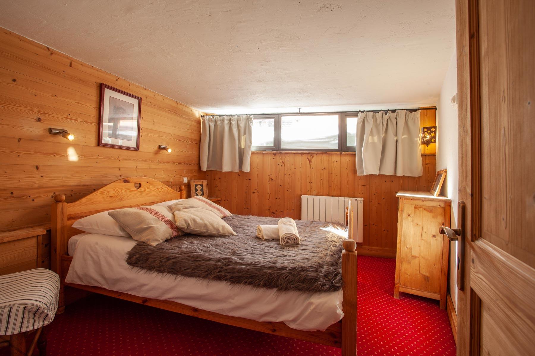 Avoriaz Appt 1954 Family Bedroom