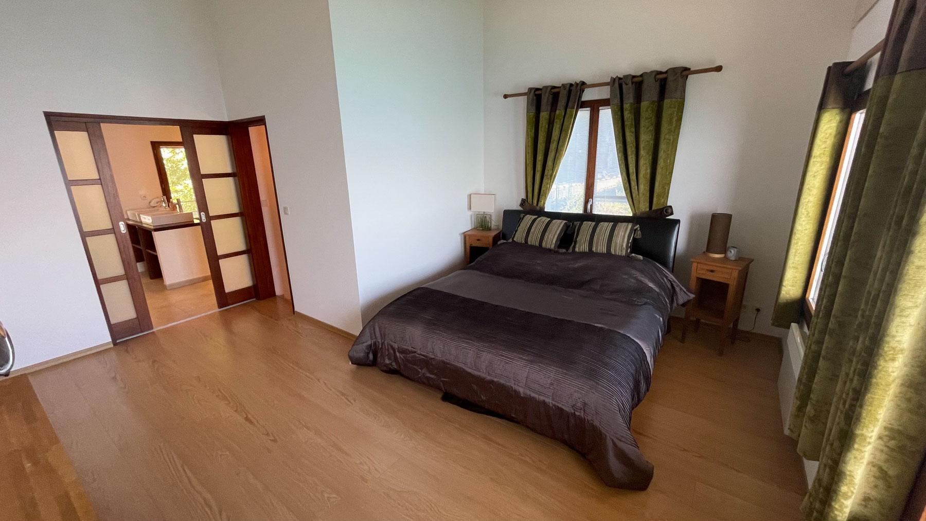 Pavillions 1 Twin Bedroom