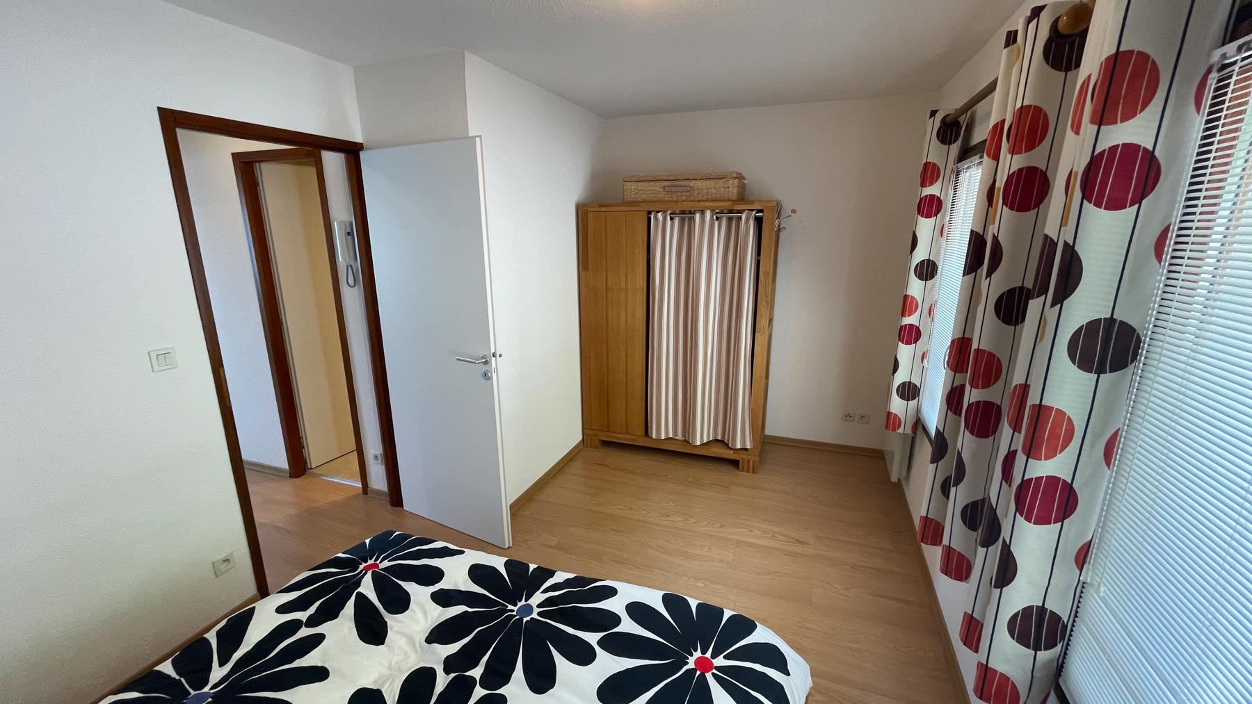 Pavillions 1 Spare Bedroom
