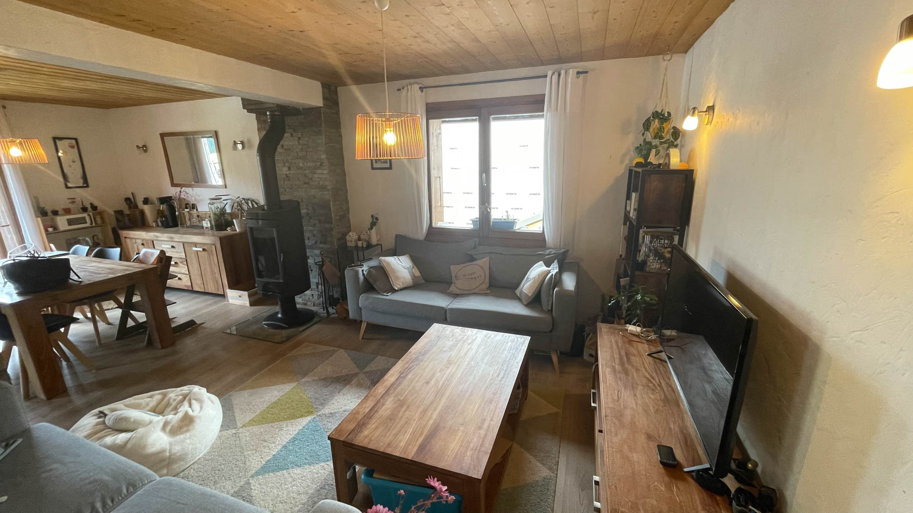 Putheys Duplex Sitting Room