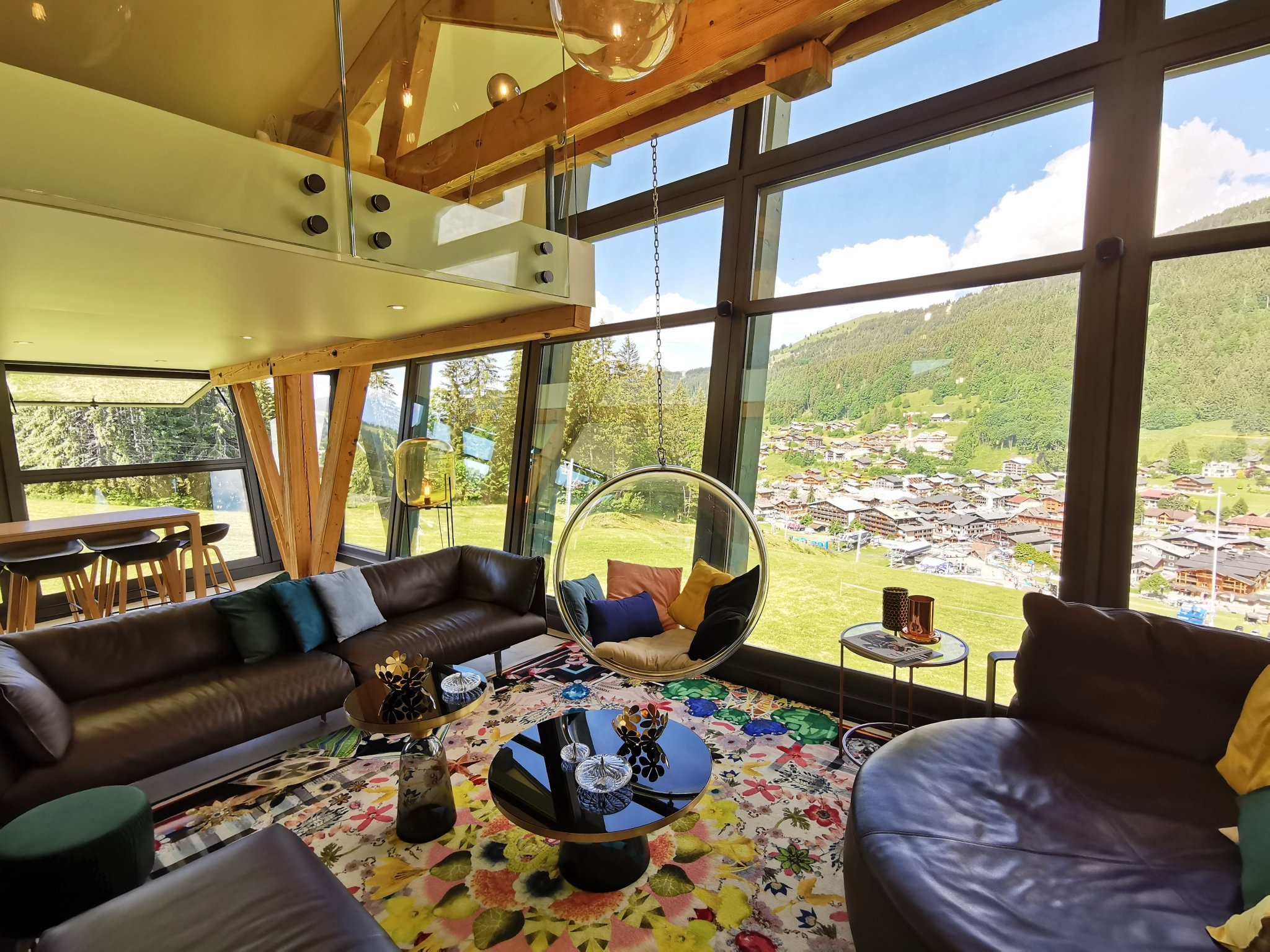 Grizzly Duplex Open Plan Living Area
