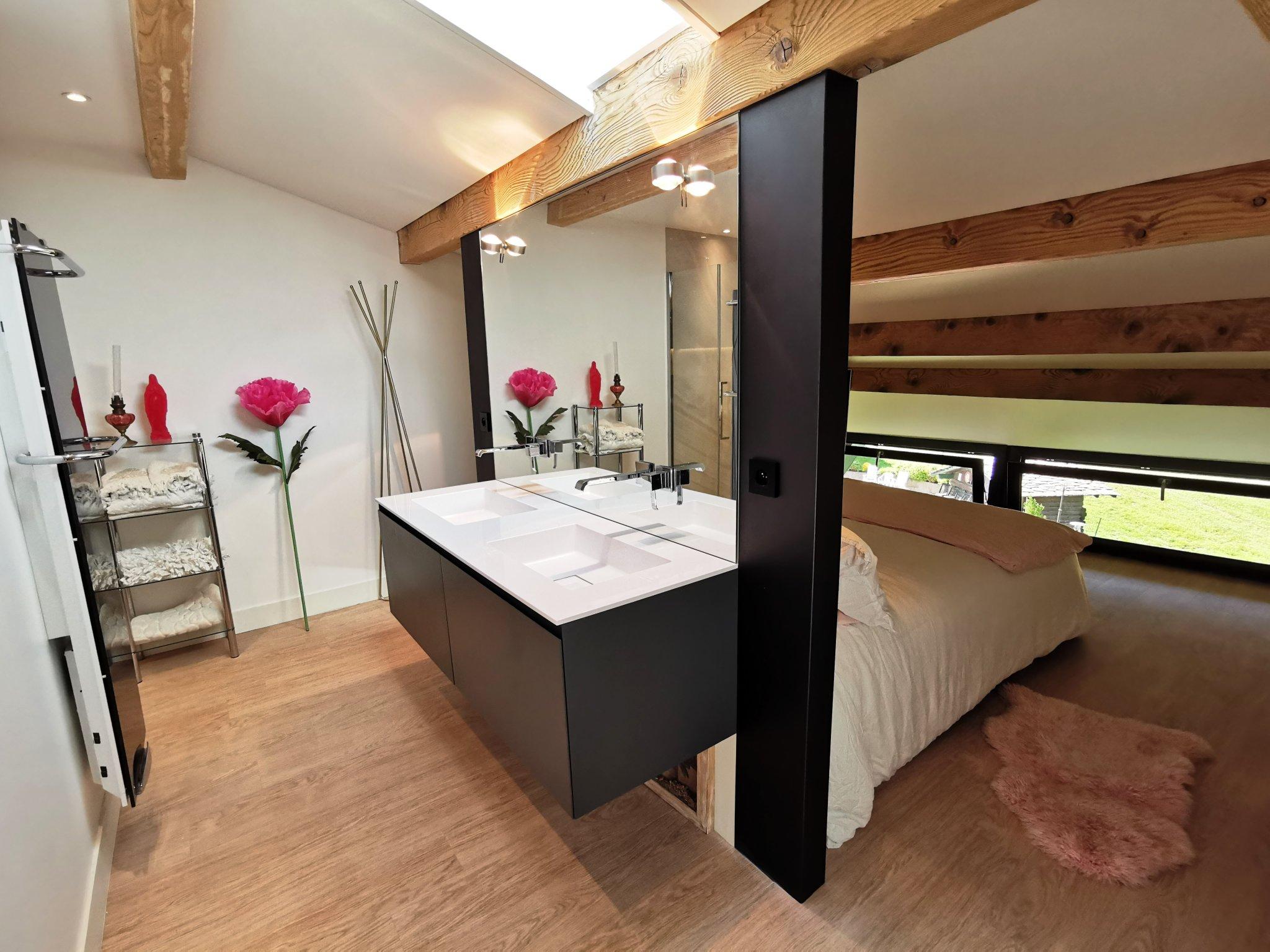 Grizzly Duplex Master Bedroom