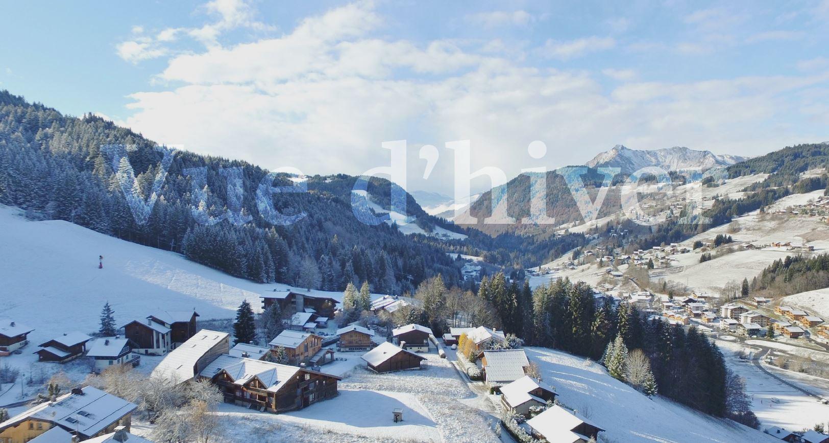 Ferme des Pistes Winter View