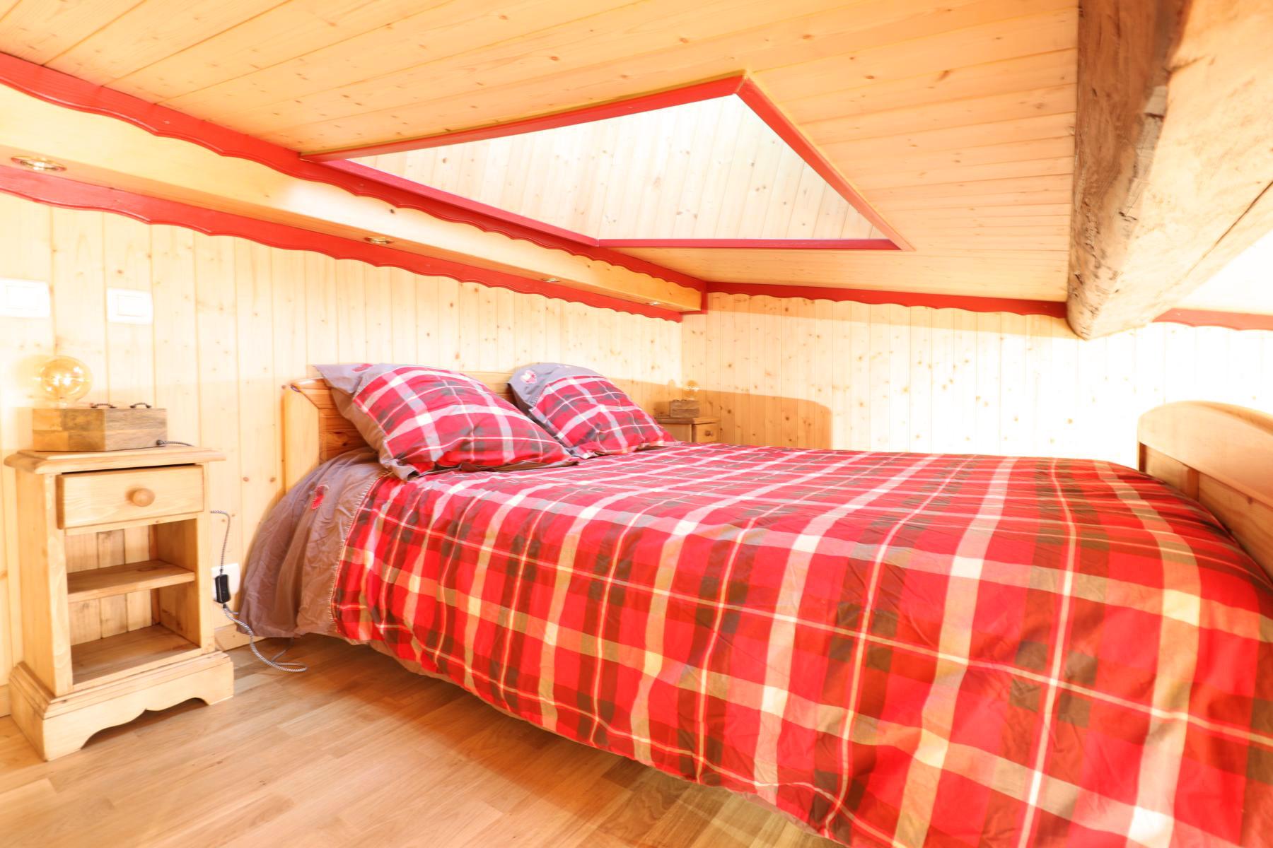Flocons Appt 804 Bedroom