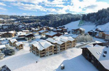 Ferme des Pistes Development in Winter