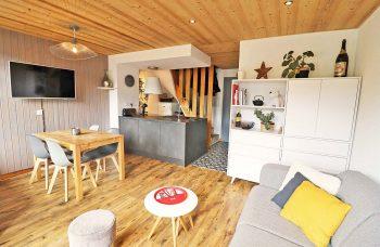 Duplex Clos Appt 821 Living Area