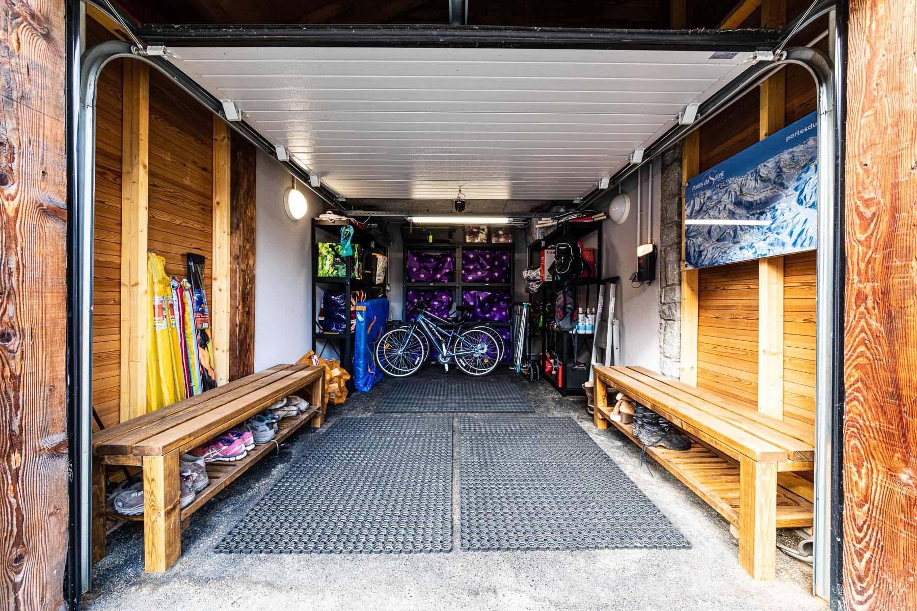 Kterra 1 Garage