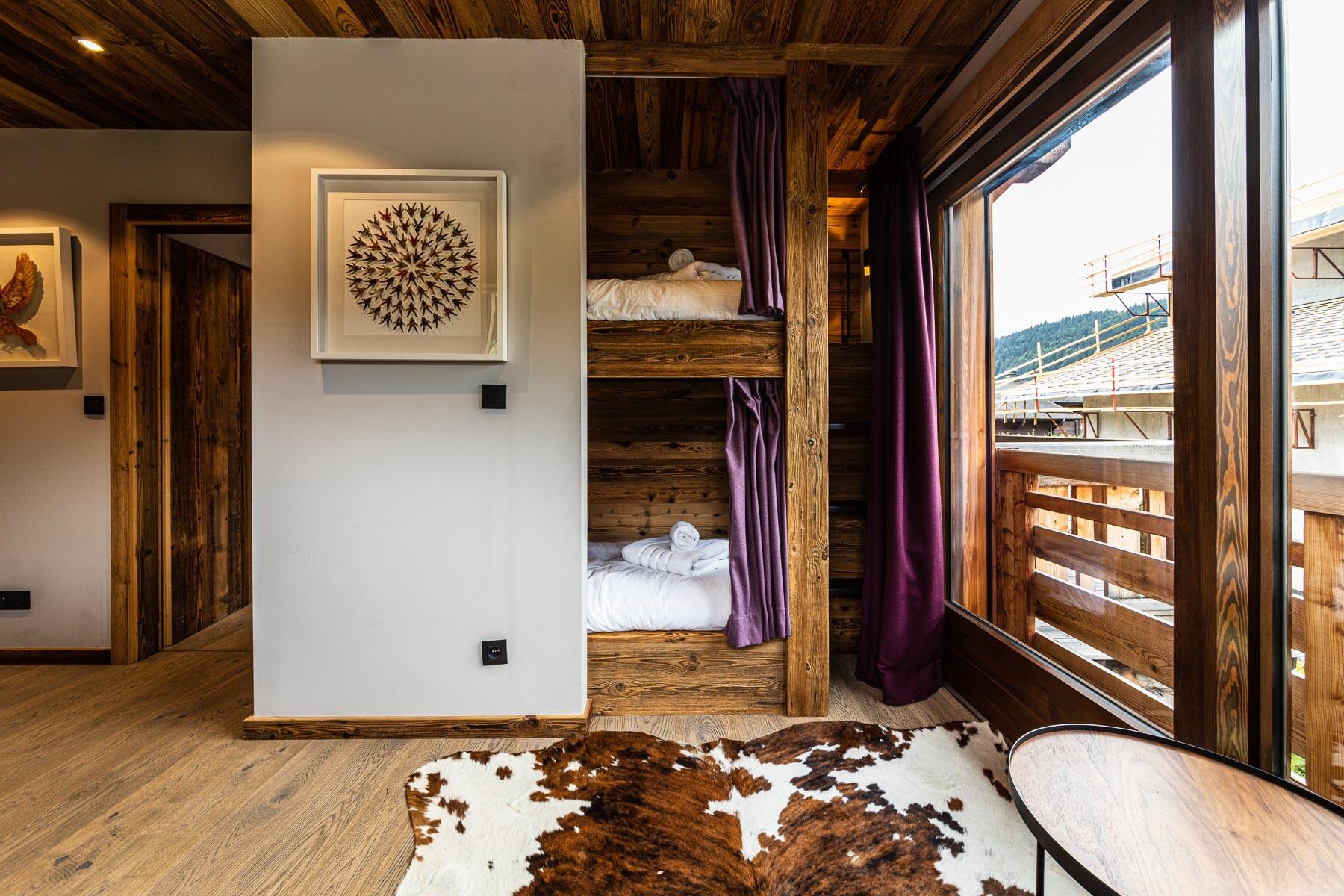 Kterra 1 Bunk Beds