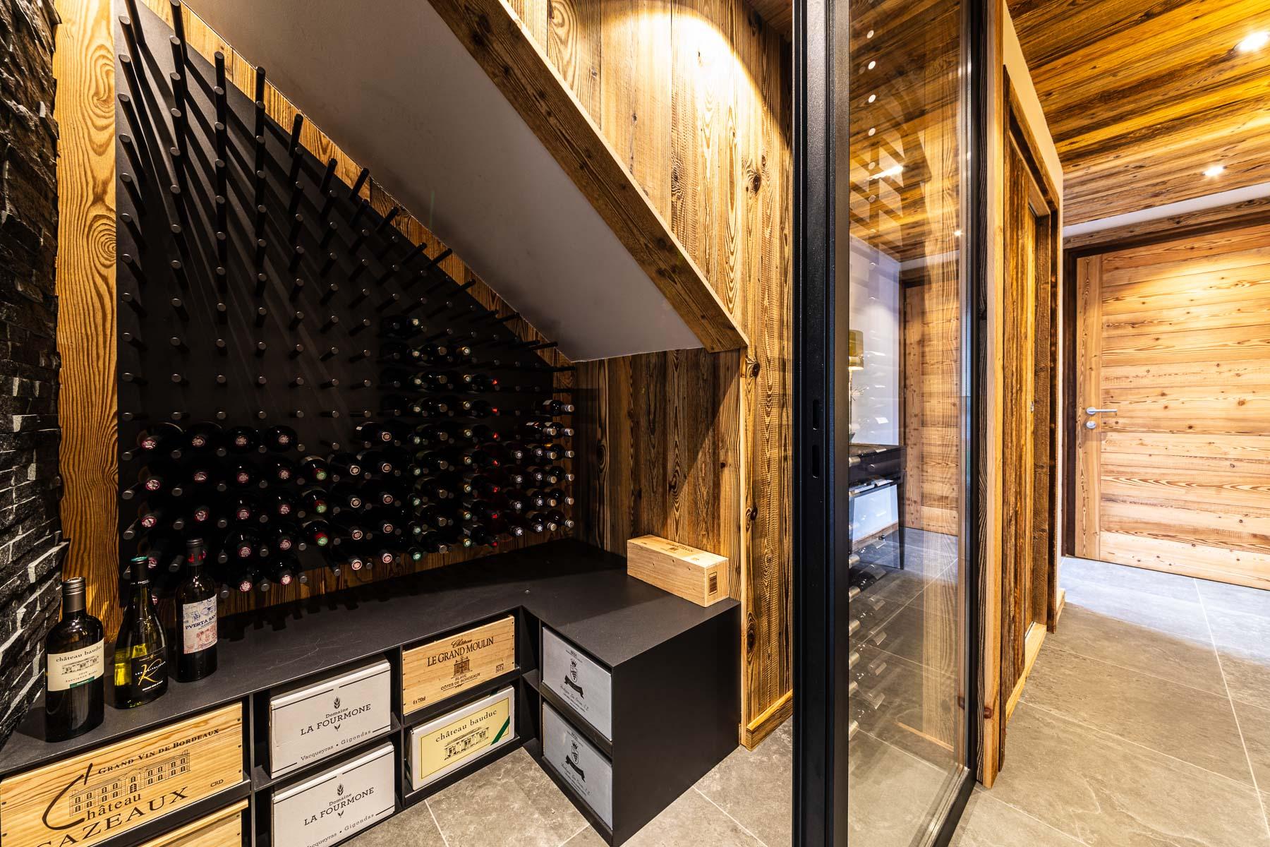 Kterra 1 Wine Cellar