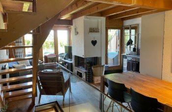 Chavannes Mazot 1440 Open Plan Living Room