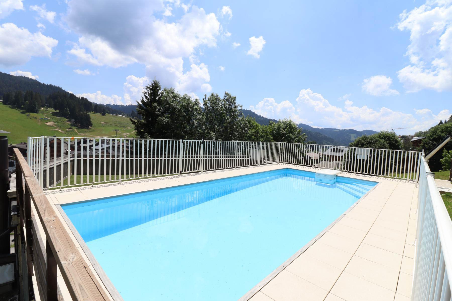 Studio appt 822 Swimming Pool