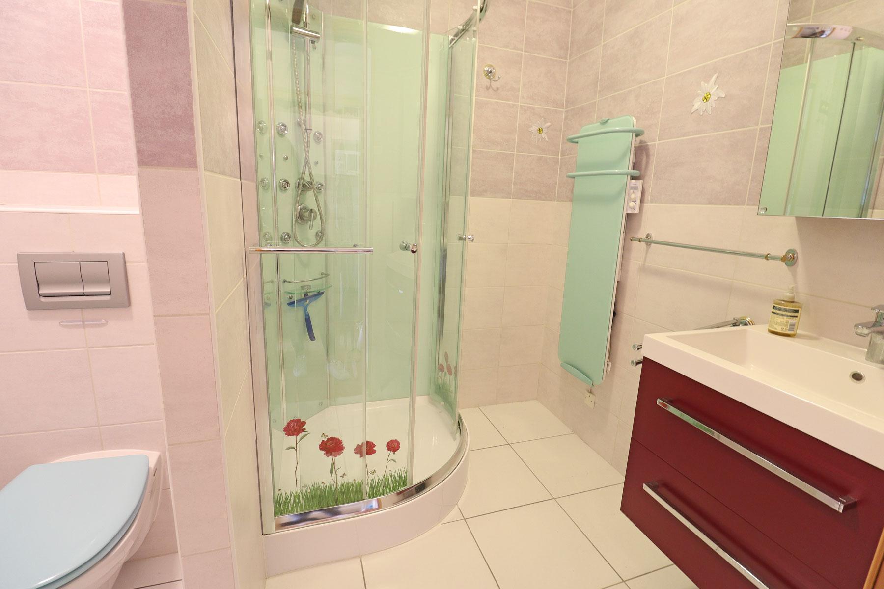 Studio appt 822 Shower Room